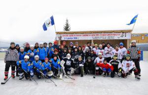 Участники турнира. Фото Елены Федоткиной